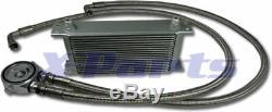 19 Chaîne Refroiddiseur D'Huile Incl. Connexion Kit VW Golf 1 2 3 4 5 6 Gti 16V