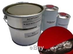 3,5 L Kit 2K Vernis Voiture VW GOLF 3 LY3D tornadrot Aucun VERNIS TUNING VR6 GTI