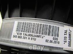 5k0959655d Set Airbag Complet Volkswagen Golf VI Gti 2.0 155kw 6m B 5p (2010) R