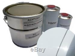 7 L Kit 2K Vw Golf 1 Gti Blanc Alpin L90E Peinture Tuning Neuf Couleurs Vernis