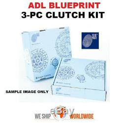 ADL BLUEPRINT 3-PC Kit Embrayage Pour VW Golf II 1.8 Gti 1983-1991