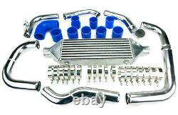 Aluminium Avant Support Refroidisseur Fmic Kit Volkswagen VW Golf MK4 1.8T Gti
