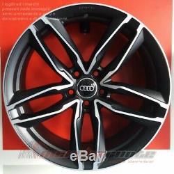 Atom Mbd Kit 4 Jantes En Alliage Nad 19 Et45 Volkswagen Golf 5 6 7 Gti Gtd Italy