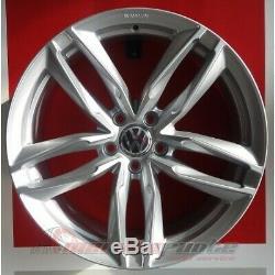Atom/s Kit 4 Jante En Alliage Nad De 19 Et45 Volkswagen Golf 5 6 7 Gti Gtd Italy