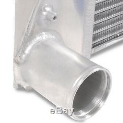 Avant Kit Aluminium Alliage Intercooler Pour Vw Golf Gti Tdi Mk5 Mk6 Gtd