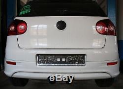 Baguettes Décoratives Aluminium Brossé Décor Porte Permettre 3 Kit VW Golf 5 Gti