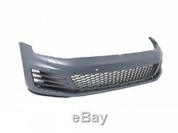 Body Kit pour VW Golf 7 2013-2016 GTI Look Pare-choc Jupes Latérales Diffuseur