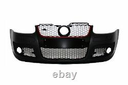 Body Kit pour VW Golf Mk 5 V Golf 5 03-07 Grilles Pare-chocs GTI R32 Look