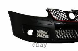 Body Kit pour VW Golf Mk 5 V Golf 5 2003-2007 GTI R32 Look avec Jupes Latérales