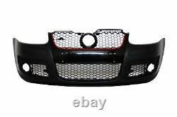 Body Kit pour VW Golf V 5 Mk5 2003-2007 GTI R32 Look Grille rayon miel