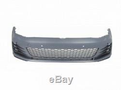 Body Kit pour VW Golf VII 7 13-16 GTI Look Système D'échappement Jupes Latérales