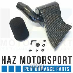 Carbone Fibre Admission Kit Filtre à Air Système VW Golf Mk7 R / Gti Audi S3 8V