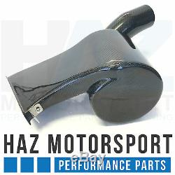 Carbone Fibre Kit Induction + Admission Tuyau D'Admission VW Golf Mk7 R / Gti