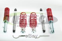 Combinés Filetés Kit VW Golf Mk4 Gti Tout Surcharges Tieftech