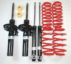 Eibach Ressorts, & Bilstein Amortisseurs Kit For VW Golf Mk5 2.0 GTI TFSi