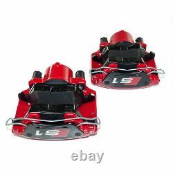 Étrier Tuning Kit Avant Seat Ibiza 6J 6P León 1P VW EOS Beetle Jetta Passat