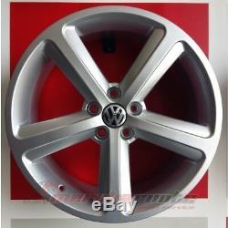 F506/s Kit 4 Roues En Alliage 18 Et45 X Volkswagen Golf 5 6 7 Gtd Gti R Italy