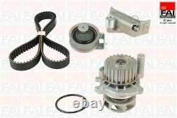 Fai Eau Pompe & Kit Courroie Distribution pour VW Golf IV 1.8 T Gti 2001-2005