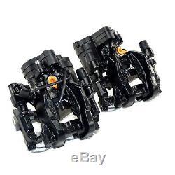 Freinage Arrière 310mm Audi A3 8V S3 RS3 Tt Rs TTS Type 8S Étriers Noir
