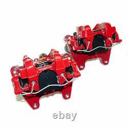 Freinage Audi A3 S3 8V Tt TTS 8S Étriers Rouge 340mm Frein Avant Et 310mm Ha