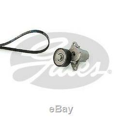 Gates Courroie Ventilateur Poulie Kit pour VW Golf VII 2.0 Gti 2013- À