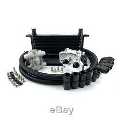HEL Performance Huile Refroidisseur Kit Pour VW Golf Gti Mk5 1K Modèles