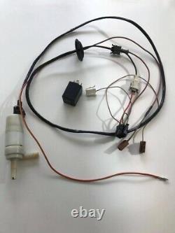Headlight Washer Kit Lave Phares Vw Golf 3 Mk3 Gti Vr6
