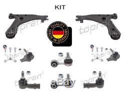 KIT Bras suspension renforcée couplage tiges vw corrado golf III vento VR6 GTI