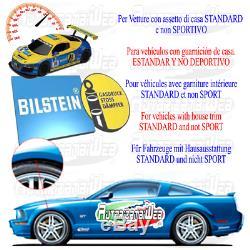 Kit 4 Amortisseurs BILSTEIN B4 VW GOLF VI (5K1) 2.0 GTi Kw 173 CH 235
