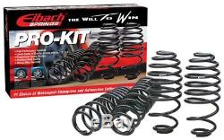 Kit 4 RESSORTS COURT EIBACH PRO-KIT VW GOLF VII (5G1, BQ1, BE1, BE2) 2.0 GTI 220