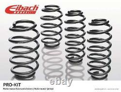 Kit 4 Ressorts Court EIBACH PRO-KIT VW GOLF I (17) 1.6 GTI 110 CH