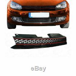 Kit Calandre Pare-Chocs Grille VW Golf VI 6 Année Fab. 08-12 Gti'Calandre Nid
