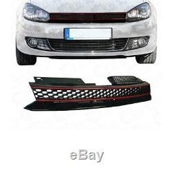 Kit Calandre Pare-Chocs Grille VW Golf Vi 6 Année Fab. 08-12 Gti Look