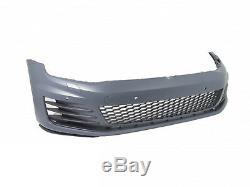 Kit Carrosserie Pour VW GOLF 7 VII GTI Pare-chocs Jeu de Jupes Sport Look+PDC S