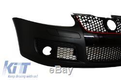 Kit Carrosserie Pour VW Golf Mk 5 V Golf 5 03-08 Système D'échappement GTI Lo