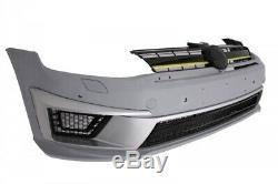 Kit Carrosserie VW Golf 7 VII 5G1 12-17 R400 Pare-chocs d'échappement Ailerons