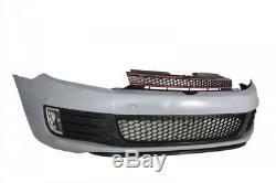 Kit Carrosserie pour VW Golf VI 6 08-13 Grille pare-chocs Jupes GTI Design