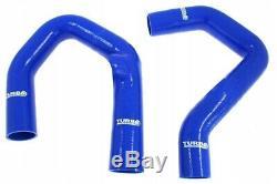 Kit De Tuyaux En Silicone Bleu Sport M-2879 Vw Golf 5 6 Gti Jetta 2.0t