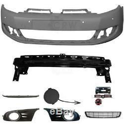 Kit Pare-Chocs+Transporteur+Accessoire VW Golf (VI) 6 5K