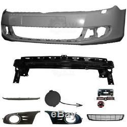 Kit Pare-Chocs+Transporteur+Accessoire VW Golf (VI) 6 5K Année Fab