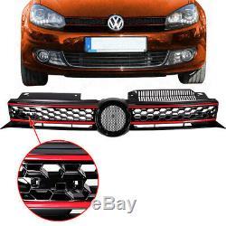 Kit Pare-Chocs avant + Brouillard + Accessoire VW Golf VI 6 5K Bj. 08-12 Für Pdc