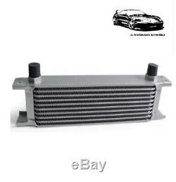 Kit Radiateur d'Huile Universel 10 Rangées Étroites Volkswagen Golf GTI/R