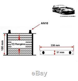 Kit Radiateur d'Huile Universel 13 Rangées Étroites Volkswagen Golf GTI/R