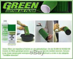 Kit air admission directe Airbox Green Volkswagen Golf 5 2,0L Gti Turbo 200