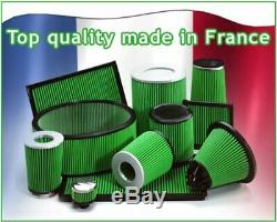 Kit air admission directe Airbox Green Volkswagen Golf 5 2,0L Gti Turbo 200