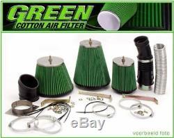 Kit air admission directe Green Volkswagen Golf 3 2,0L Gti Mechanical Air Fl