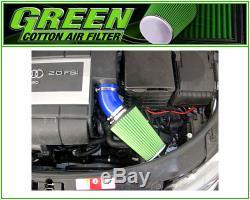 Kit air admission directe Speed R Green Volkswagen Golf 5 2,0L Gti Turbo 20