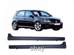 Kit carrosserie pour VW Golf 5 V R32 03-07 Pare-chocs Calandre d'échappement