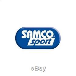 Kit de 5 durites d'eau SAMCO rouge pour Golf 1 GTi Berline 1600 (EG)