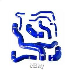 Kit de 9 durites d'eau SAMCO Bleu pour Golf 3 GTi 2.0 8s